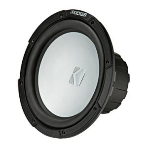 "Kicker 10"" Free Air SV Coil Subwoofer"