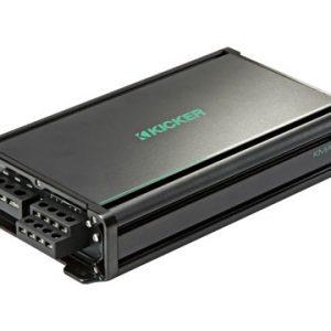 Kicker 300w 4 Channel Class D Full Range Amplifier