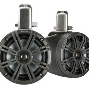 Kicker 6.5 (165mm) Tower Speakers