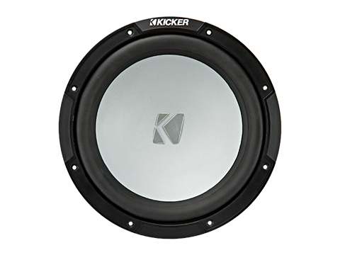 "Kicker 10"" Free Air SV Coil Subwoofer"