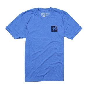 Board Tee Shirt - Heather Blue