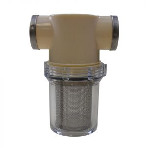 Raw Water Filter 1 1/4