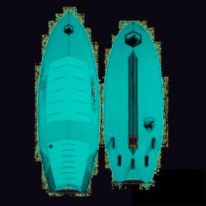 Liquid Force Dart Wakesurfer 2020 Demo