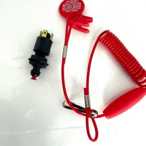 Engine Kill Cord and Switch