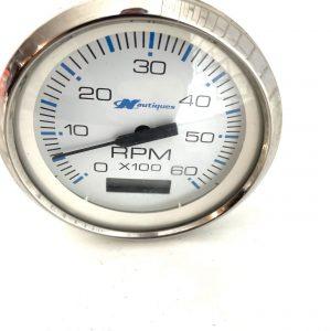 Nautique RPM Gauage 3.5 Inch
