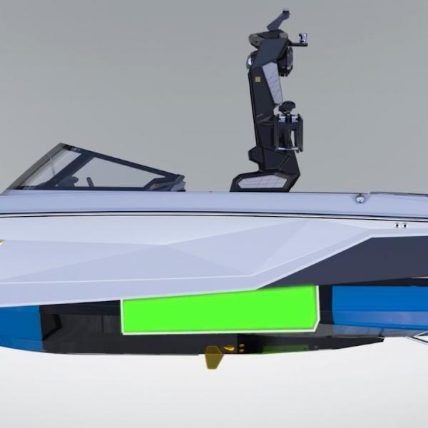 Supplemental Ballast Super Air Nautique G23 and G25